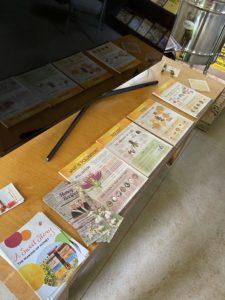 Bird&Bee Materials
