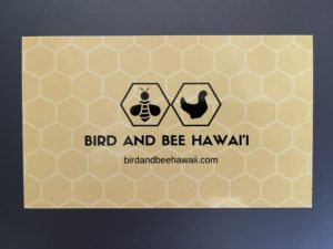 Bird&Bee Logo