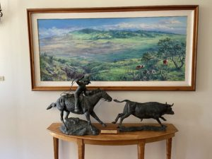 Parker Ranch Paniolo Ikua Purdy